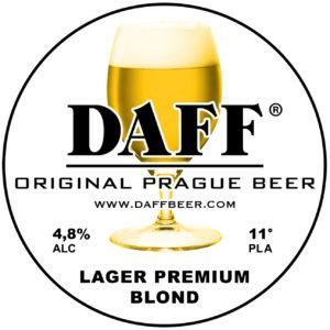 Daff Beer - Lager Premium Blond