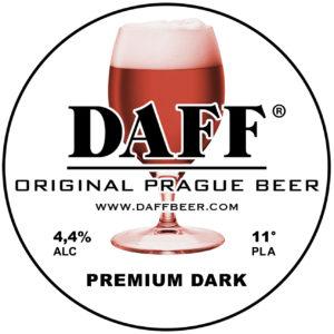 Daff Beer - Premium Dark
