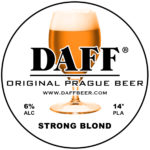 Daff Beer - Strong Blond